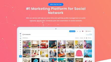 اسکریپت بازاریابی در شبکه های اجتماعی Stackposts