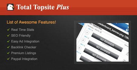 اسکریپت نمایش سایت های برتر Top Site Plus