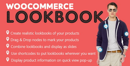 افزونه ساخت کاتالوگ و آلبوم برای محصولات ووکامرس Woocommerce LookBook