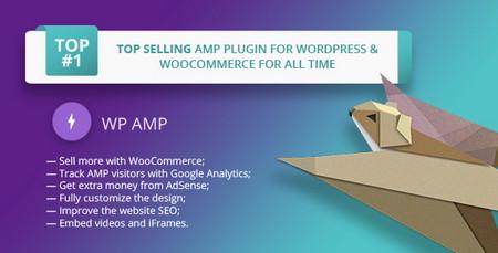 افزونه ایجاد نسخه موبایل سایت وردپرس WP AMP نسخه ۹٫۱٫۳