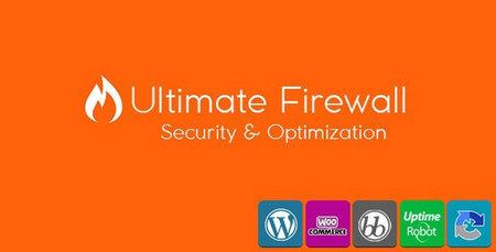 افزونه امنیتی WP Ultimate Firewall برای وردپرس