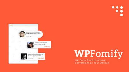 افزونه افزایش نرخ تبدیل و فروش در وردپرس WPfomify + افزودنی ها